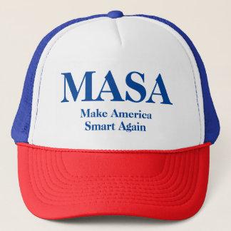 MASA stellen Fernlastfahrer-Hut Amerikas Smart Truckerkappe