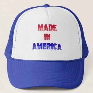 Maschen-Hut hergestellt in Amerika Truckerkappe
