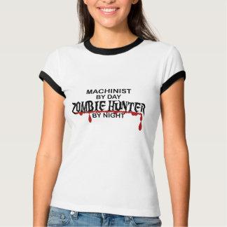 Maschinist-Zombie-Jäger T-Shirt