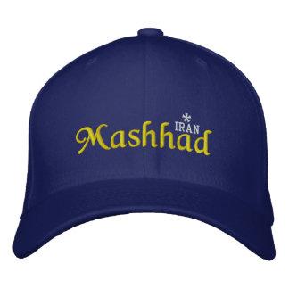 Mashhad der Iran Bestickte Kappe