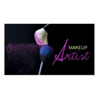 Maskenbildner, Cosmetology, Salon-Visitenkarte