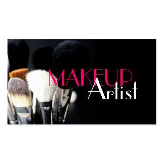 Maskenbildner Nägel Cosmetology-Visitenkarte