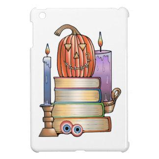 Maskerade-Bibliotheks-Bücher iPad Mini Hülle