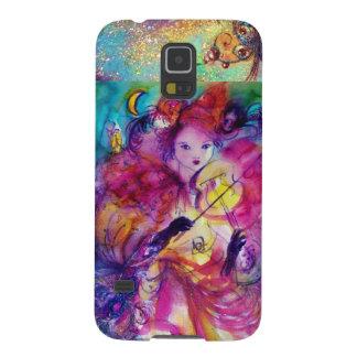 MASKERADE-NACHT/venezianischer Karneval Samsung Galaxy S5 Cover