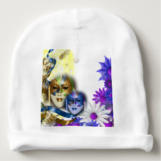 Maskerade quinceanera venezianische Masken Babymütze