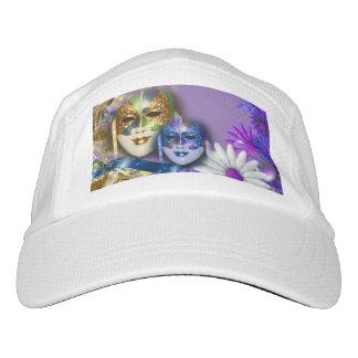 Maskerade quinceanera venezianische Masken Headsweats Kappe