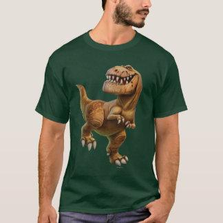 Maskuliner Typ im Wald T-Shirt