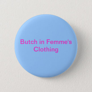 Maskuliner Typ in Femmes Kleidung Runder Button 5,1 Cm