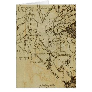 Massachusetts 3 karte