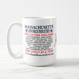 Massachusetts-Scheidungs-Industrie Kaffeetasse