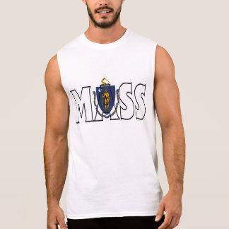 Massachusetts-Shirt Ärmelloses Shirt