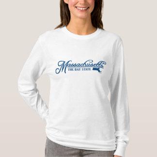 Massachusetts (Staat von meinen) T-Shirt