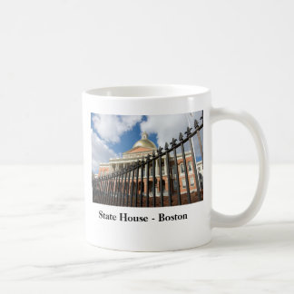 Massachusetts-Staats-Haus - Boston Kaffeetasse