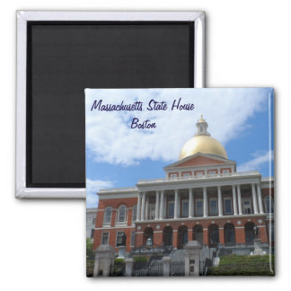 Massachusetts-Staats-Haus, Boston Quadratischer Magnet