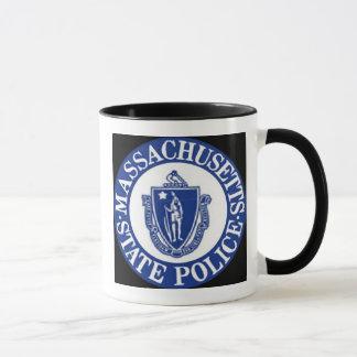 Massachusetts-Staats-Polizei/dünne blaue Linie Tasse
