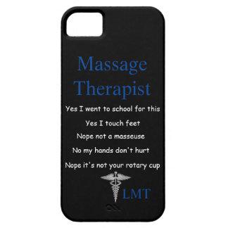 Massage-Therapie IPhone Fall iPhone 5 Schutzhülle
