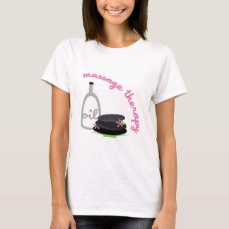 Massage-Therapie T-Shirt