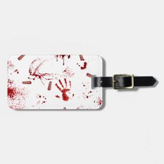 Massaker Gepäckanhänger
