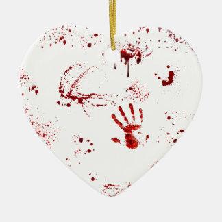 Massaker Keramik Ornament