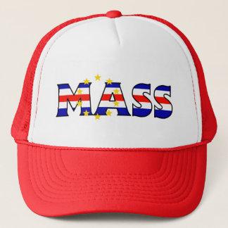 Masse - Kap-Verde Fernlastfahrer Truckerkappe