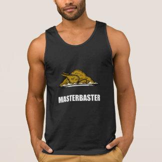 Masterbaster lustiger Feiertag die Türkei Tank Top
