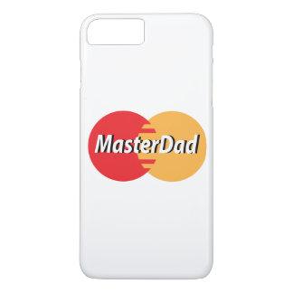 MasterDad Telefon-Kasten iPhone 8 Plus/7 Plus Hülle