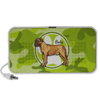 Mastiff hellgrüne Camouflage Tarnung Mobile Lautsprecher