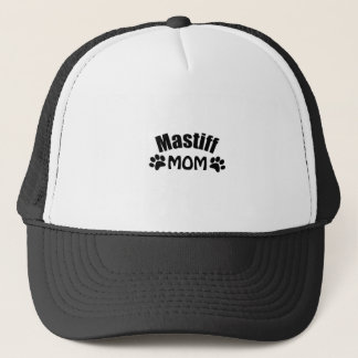 Mastiff-Mamma Truckerkappe