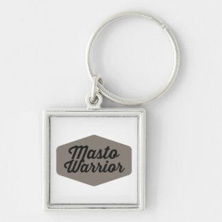 Masto Krieger TAN Keychain Schlüsselanhänger