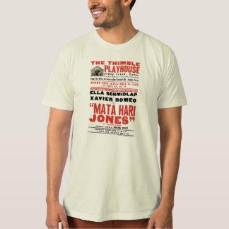 """""""Mata Hari Jones"""" T - Shirt (Austin-Preis-Ausgabe)"""