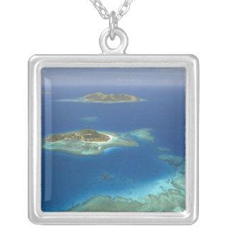 Matamanoa Insel und Korallenriff, Mamanuca Insel Versilberte Kette