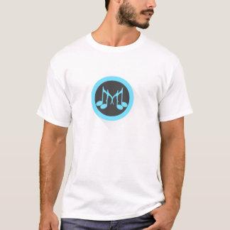 Materielles Unterhemd MM Blauer Design
