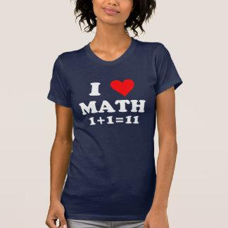 Mathe der Liebe I. 1+1=11 T-Shirts