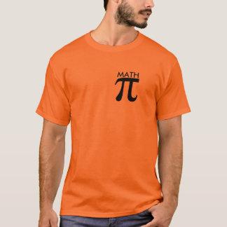 Mathe entspricht Geistesmissbrauch in Richtung zur T-Shirt