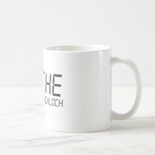 Mathe ist ein Arschloch Tee Haferl
