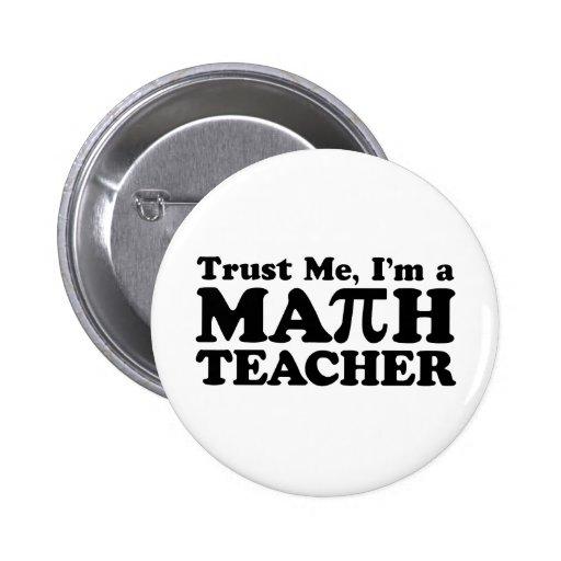 Mathe-Lehrer Buttons