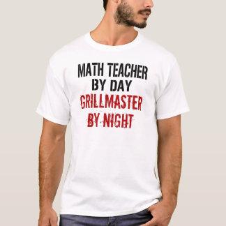 Mathe-Lehrer Grillmaster T-Shirt