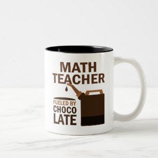 Mathe-Lehrer-(lustige) Schokolade Tee Haferl