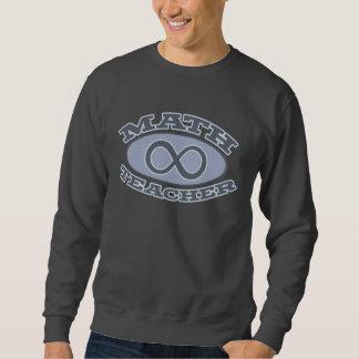 Mathe-Lehrer-Unendlichkeits-grundlegendes Sweatshirt