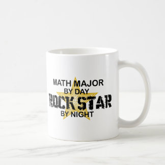 Mathe-Major Rockstar Kaffeetasse