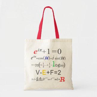 Mathe-Tasche Tasche-Euler Formel