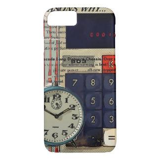 Mathefinanzberater-Buchhaltertaschenrechner iPhone 8/7 Hülle