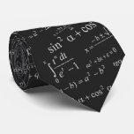Mathematik-Gleichung für Individuelle Krawatten