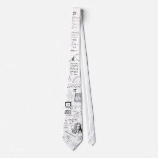 Mathematik-Krawatte Personalisierte Krawatten