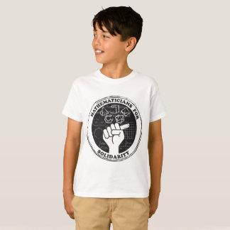 Mathematiker für solidaritäts-T - Shirt - Kinder