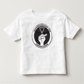 Mathematiker für Verbindungs-T - Shirt - Kleinkind