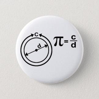 Mathematische Definition von PU Runder Button 5,1 Cm