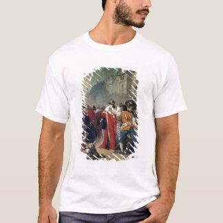 Mathieu-Mole, die von der Pariser Menge O gestoppt T-Shirt