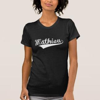 Mathieu, Retro, T-Shirt