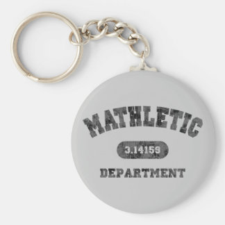 Mathletic Abteilung Schlüsselanhänger